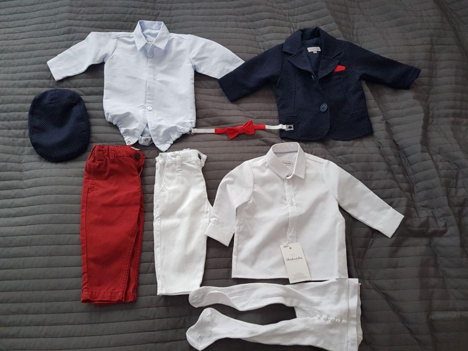Ubranko do chrztu dla chłopca Prostyń - image 1