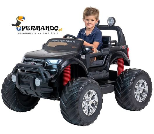 Auto na akumulator Ford Ranger Monster Truck buggy jeep 4x4 samochód
