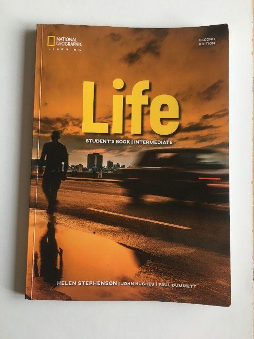 LIFE intermediate, student's book, second edition Rybnik - image 1
