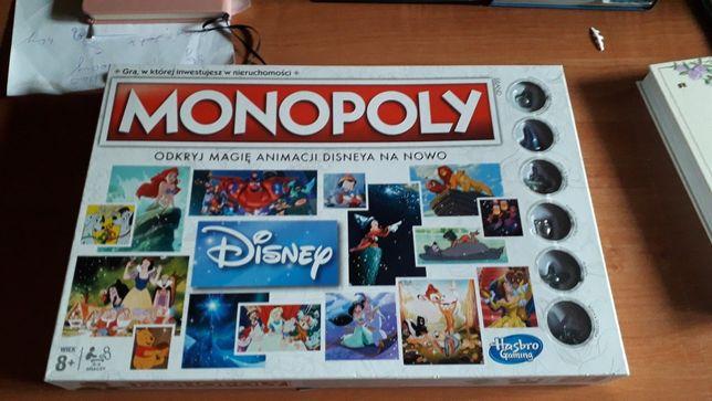 Gra-Monopoly disney
