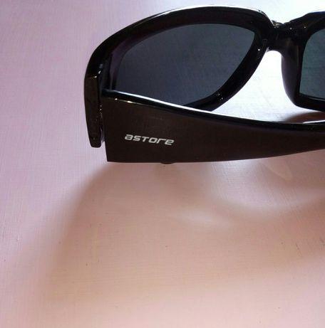 Очки черные, ASTORE окуляри сонцезахисні чорні.