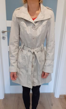 Płaszcz damski w rozmiarze  S