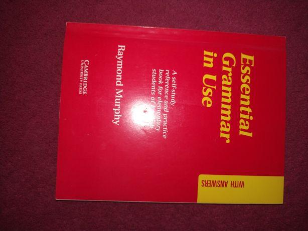 Английская грамматика. Тетрадь по английской грамматике.Raymond Murphy