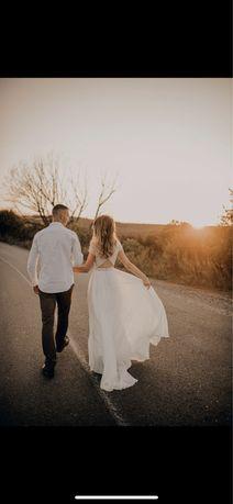 Сукня весільна вечірня