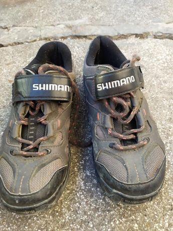 СРОЧНО! Продам велообувь Shimano.