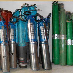 Насос погружной, глубинный, промышленный ЭЦВ 6-16-75 и ЭЦВ 8-25-70.