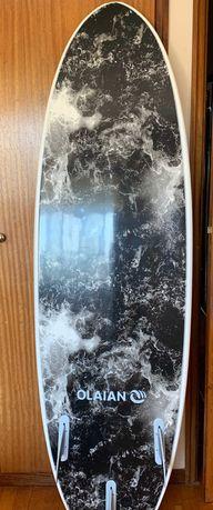 prancha de surf tamanho 6 usadas duas vezes em bom estado