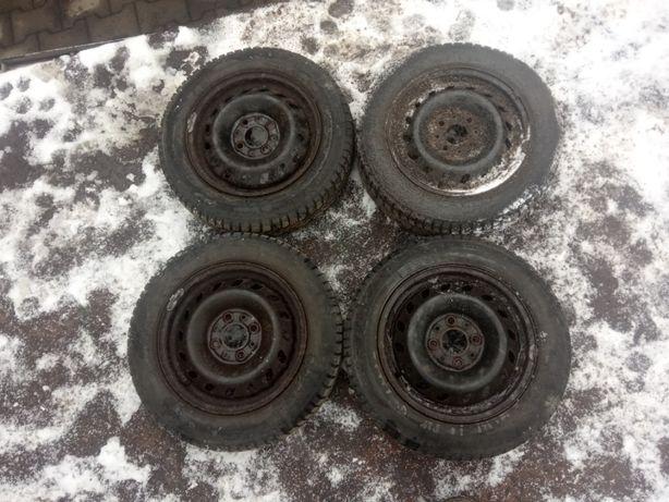 Koła Felgi Stalowe Stalówki Zimowe Frigo Fiat Seicento 4x98 R 13