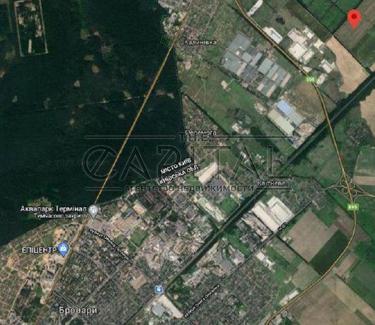 Продажа земельного участка 44,2576 га в Броварах