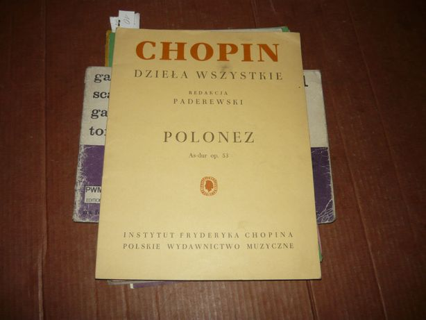 Chopin polonez as-dur op. 53