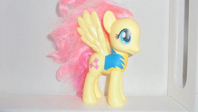 Красивенная пони шикарные волосы My Little Pony hasbro Флаттершай