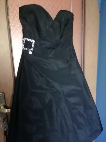 Suknia KAREN MILLEN Roz S/M Made in England Nowa