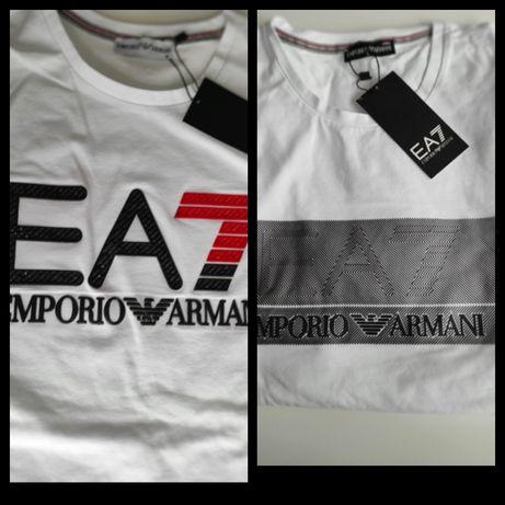 Koszulka t-shirt Emporio Armani Premium! Nowe!!