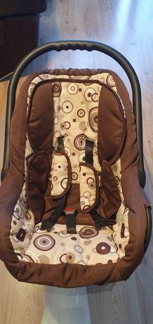 Fotelik nosidełko dla niemowlaka 0-11 kg
