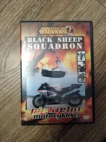 Dwie płyty DVD Motocyklowy Freestyle