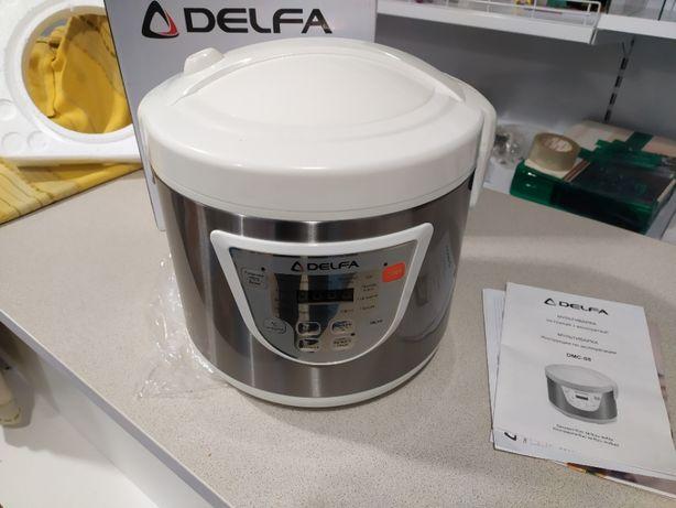 Мультиварка Delfa redmond rotex нова чаша 5л 900Вт таймер 14 програм