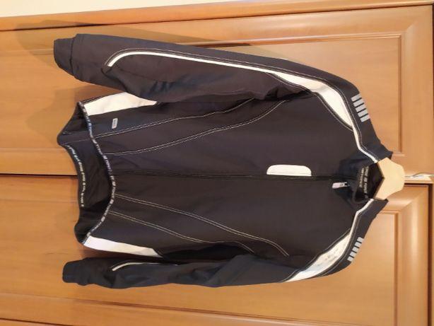 Kurtka rowerowa Force X72 softshell M