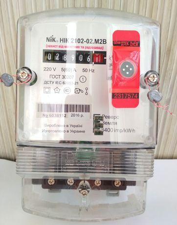 Продам электросчетчик ник 2102 - 02М2В