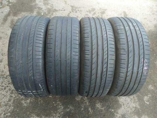 225/45 R19 Continental ContiSportContact 5 92W 4шт літні шини