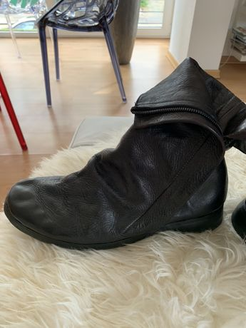 Buty całe ze skóry 43 amerykańskiego design