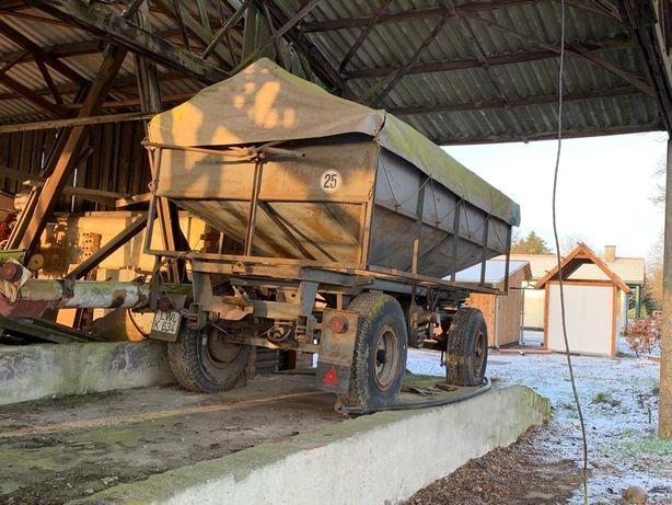 Przyczepa rolnicza HL 12t