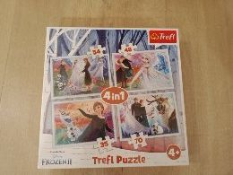 Puzzle Trefl 4in1
