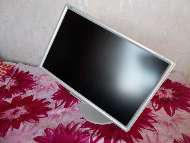 NEC MultiSync LCD2470WNX Full HD 24cale panoramiczny