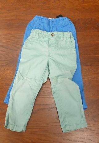 Spodnie dla chłopca firmy L.O.G.G (dwupak)
