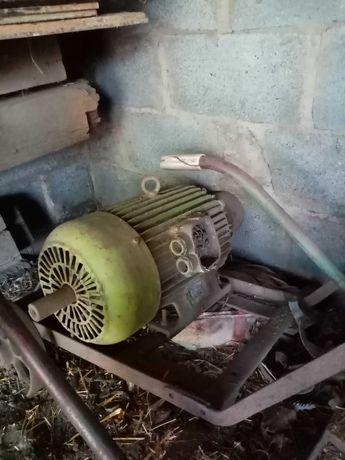 Silnik elektryczna