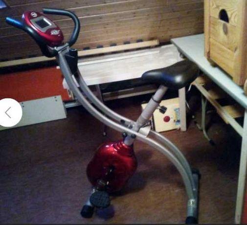 Rowerek treningowy, rehabilitacyjny, składany