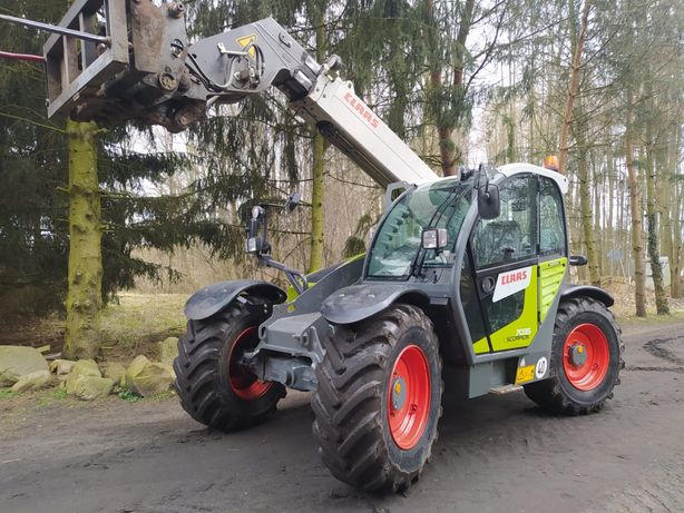 Claas scorpion 7035, 2015r.