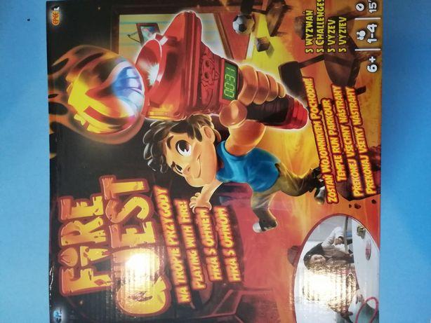 Gra Fire Quest POCHODNIA w zestawie