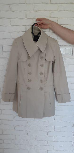 Płaszcz wiosenny jasny roz. 36 New Look