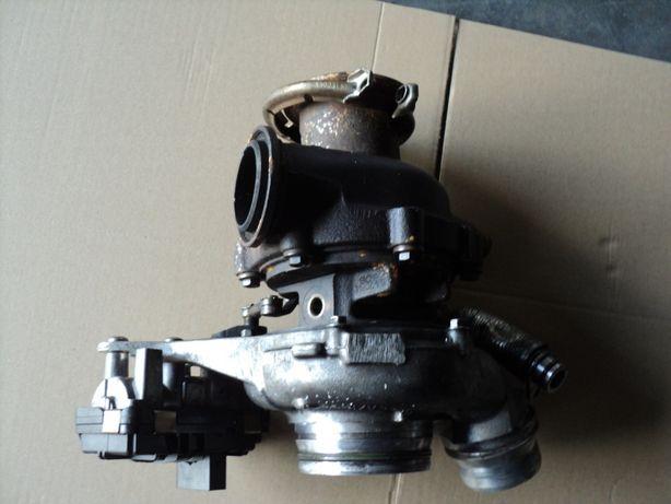 Turbosprężarka BMW F10 F20 F30 G30 ,2.0D typ silnika B47
