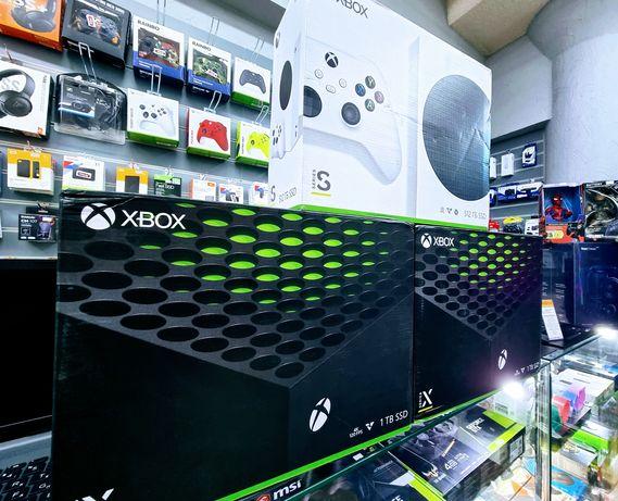 Игровая приставка Xbox Series X Xbox series S