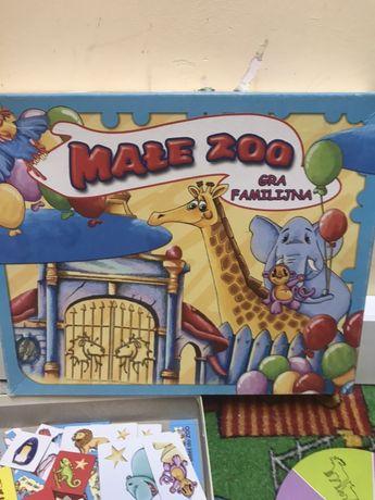 Małe zoo - gra uczy planowania