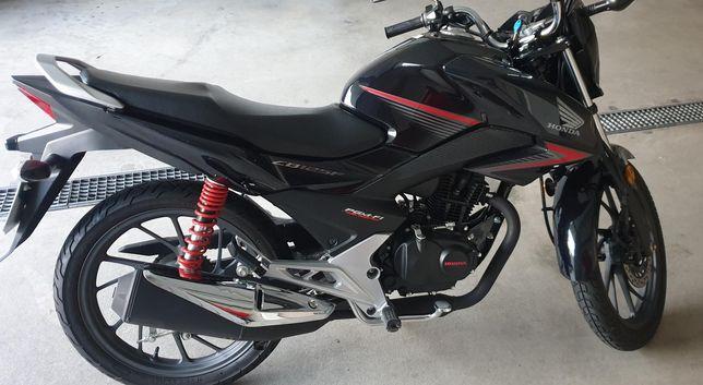 Honda CB 125f 2020 semi nova