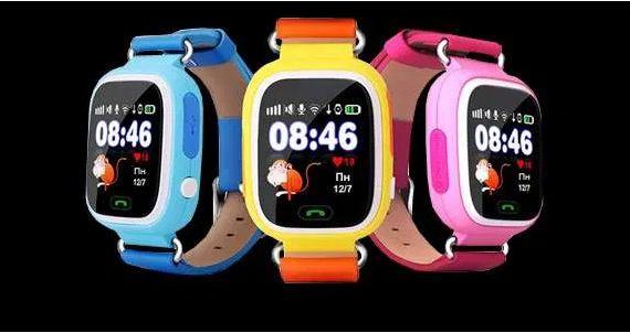 Детские умные часы q60 с gps,смарт часы,трекер,браслет,годинник