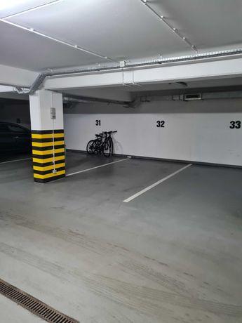 Miejsce postojowe w garażu podziemnym Katowice ul. Karoliny