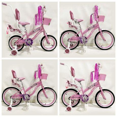 Велосипед Flower-RUEDA (Цветочек-Руеда) 12,14,16,18,20 дюймов
