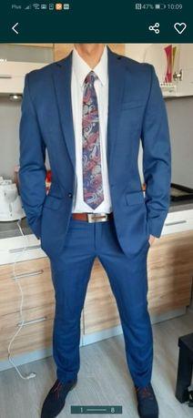 Ekskluzywny garnitur firmy GIACOMO CONTI