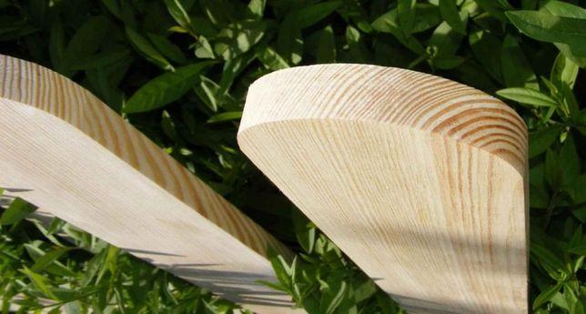 Sztachety drewniane sosnowe 1,80 m