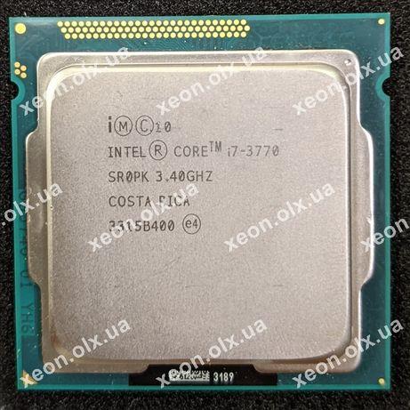 Процессор Intel Core i7 3770 гарантия 6 мес. Аналоги, ассортимент