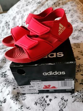 Sandały Adidas dziewczynka
