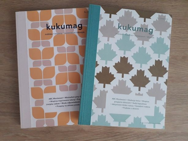 Magazyn Kukumag, nr 1 i 2 (Lato, Jesień)