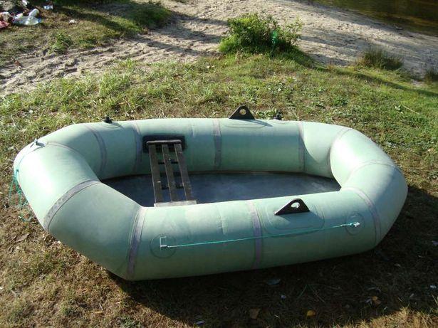 Надувная резиновая лодка Лисичанка Баллон 35см! Цена с доставкой Новая