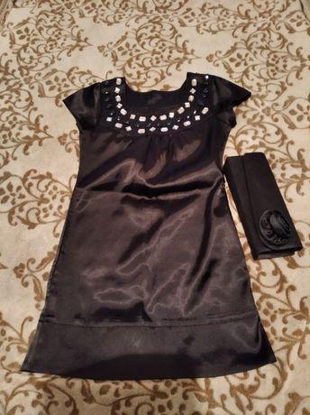 Вечернее платье+клатч