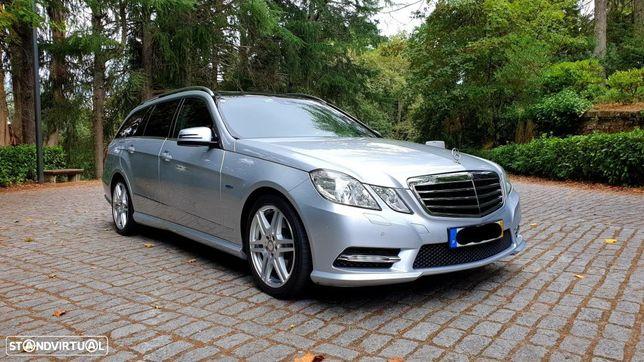 Mercedes-Benz E 250 CDi Elegance BlueEfficiency Auto.