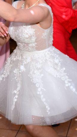 Sukienka na ślub poprawiny po północy