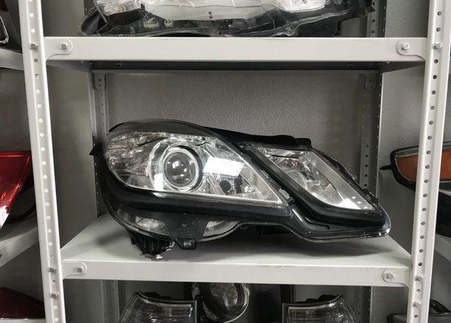 Фары Mercedes-Benz E212 (адаптив)